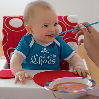 рацион питания ребенка 10 месяцев и график