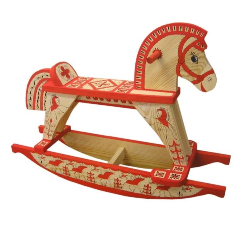 Качалки лошадки для детей