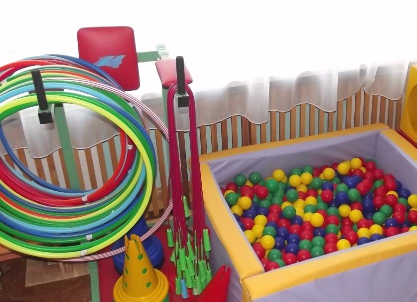 Детский спортинвентарь для детских садов своими руками 73