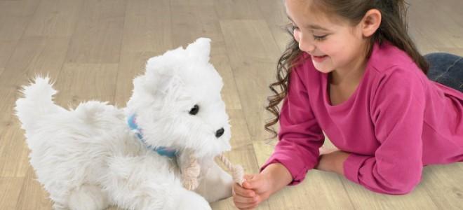Интерактивные игрушки животные