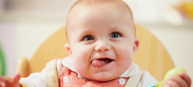 Чем кормить ребенка в 6 месяцев