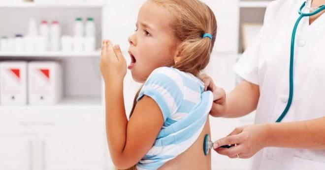 бронхит симптомы и лечение у детей