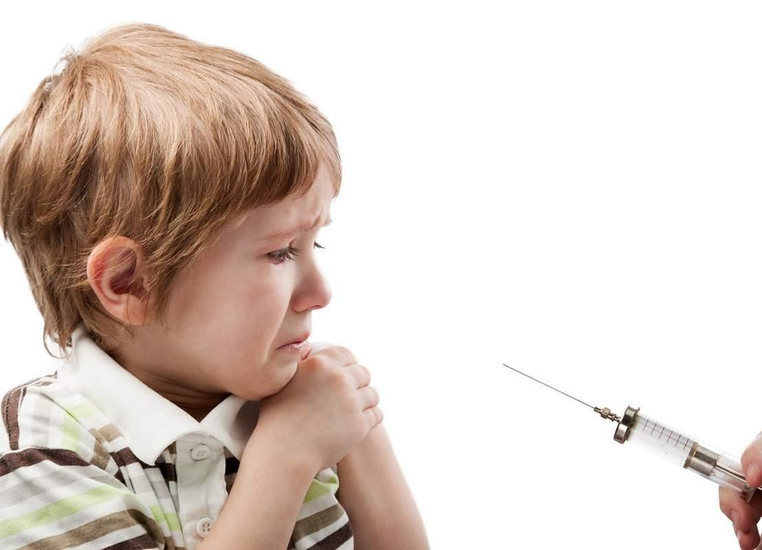 Как правильно сделать укол ребенку