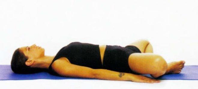упражнения при симфизите первое