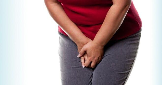 недержание мочи у женщин причины и лечение