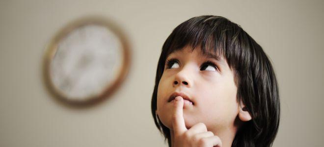 как научить ребенка времени на часах