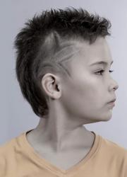 стрижки для мальчиков подростков