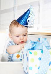 что подарить ребенку мальчику на 1 годик