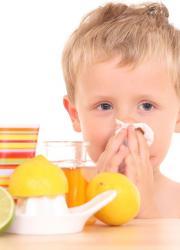 Орз у детей лечение