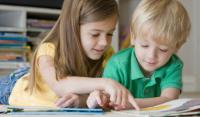 Как научить ребенка читать книги