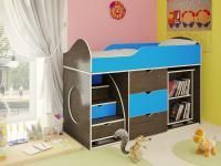 детская кровать чердак 1