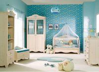 детские комнаты для новорожденных 2