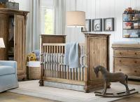 детские комнаты для новорожденных 3
