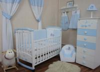 детские комнаты для новорожденных 5