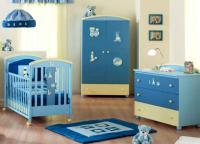 детские комнаты для новорожденных 6