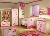 детские комнаты для новорожденных 7