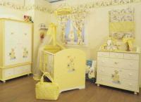 детские комнаты для новорожденных 9