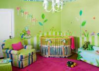 детские комнаты для новорожденных 10