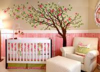 детские комнаты для новорожденных 11