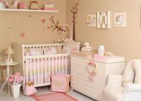 детские комнаты для новорожденных 12