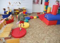 Спортивное оборудование для детских садов 1