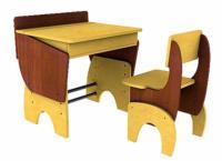 детские столы и стулья от 3 лет 9