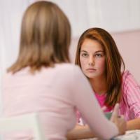 мастурбация девочек подростков