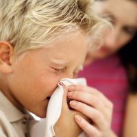 Синусит у ребенка симптомы