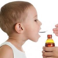 бромгексин сироп для детей