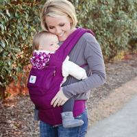Эрго-рюкзак для новорожденных