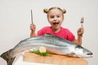 Какую рыбу можно давать ребенку?