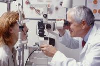 Показания к кесареву сечению зрение