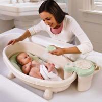 Ванночки для новорожденных