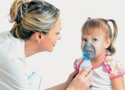 Аллергический обструктивный бронхит у детей