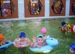 Бассейн в детском саду нормы