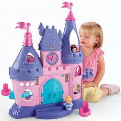 игрушки для девочек 2 года