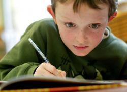 Как научить писать цифры ребенка
