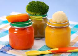 первый прикорм овощное пюре