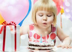 Подарок девочке на 3 года