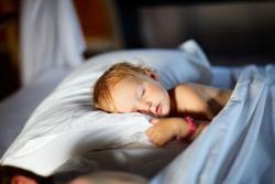 ребенок стал плохо спать ночью