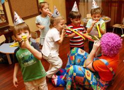День рождения 5 лет конкурсы