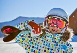 как правильно выбрать лыжи ребенку