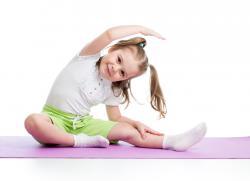 Формирование здорового образа жизни у детей