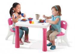 детские столы и стулья от 3 лет