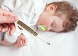 растирание водкой при температуре у ребенка