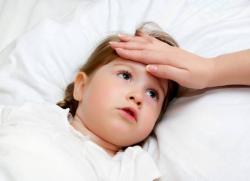 какая температура при гриппе у детей