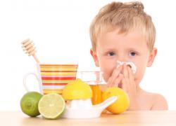 признаки гриппа и орви у детей