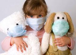 чем лечить свиной грипп у детей