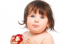 прорезывание клыков у детей