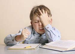 Признаки внутричерепного давления у детей